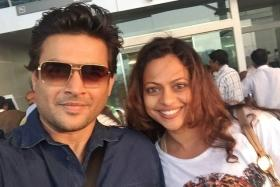 R. Madhavan wishes wife Sarita in the most adorable way