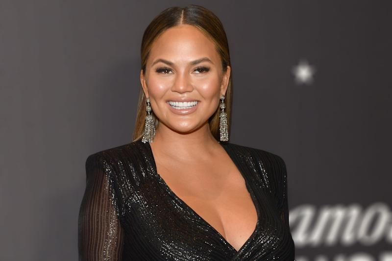 Pregnant Chrissy Teigen Shares Ultrasound Picture of Her Baby Boy