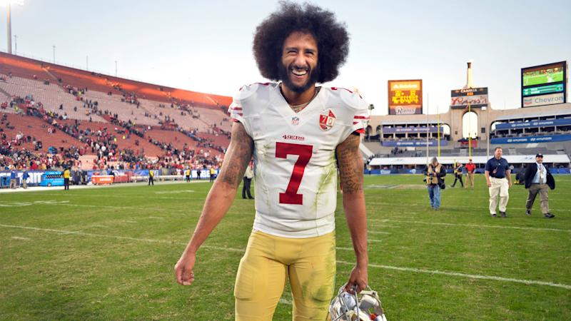 Kaepernick's Attorney Hints Patriots Could Be Interested in Signing Kap