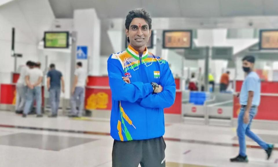 Pramod Bhagat enters into the final