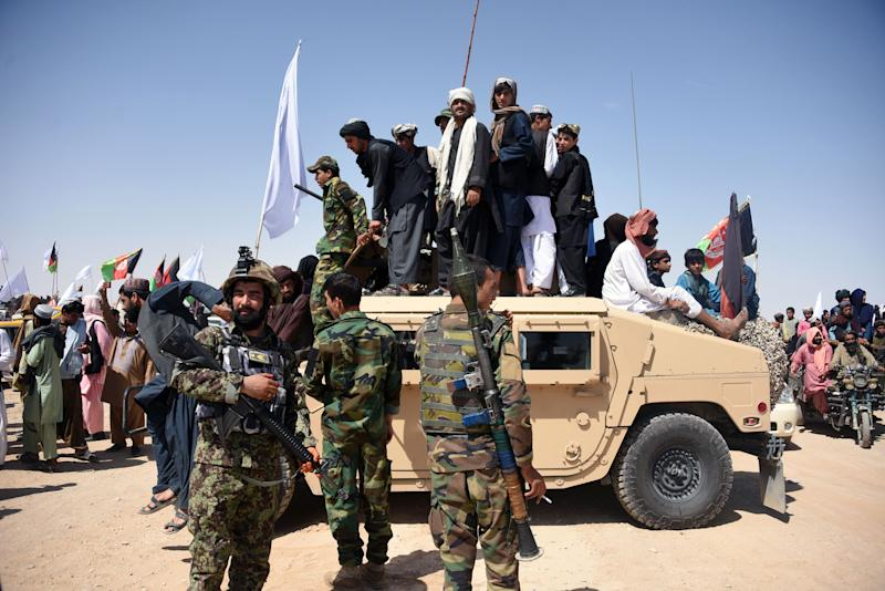 Taliban agree to 7-day reduction in violence, U.S. official says