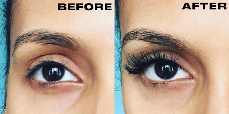 51b3c37318e Eyelash Extensions: What are Lash Extensions? How Long Does It Take ...