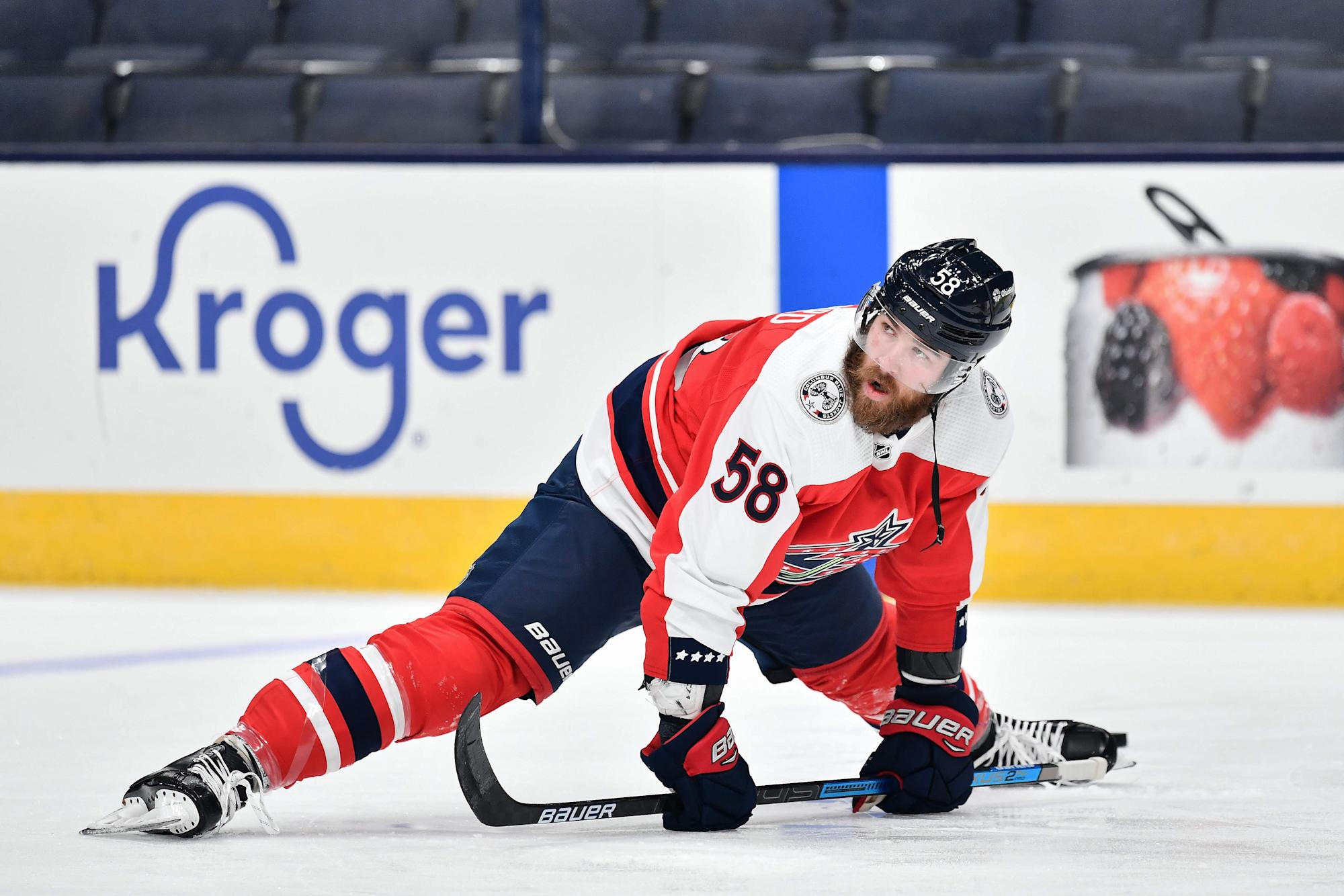 Lightning shore up their blue line with David Savard acquisition