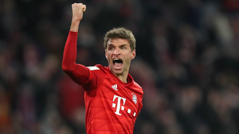 Muller is closing in on Rummenigge and Beckenbauer – the numbers behind a Bayern legend