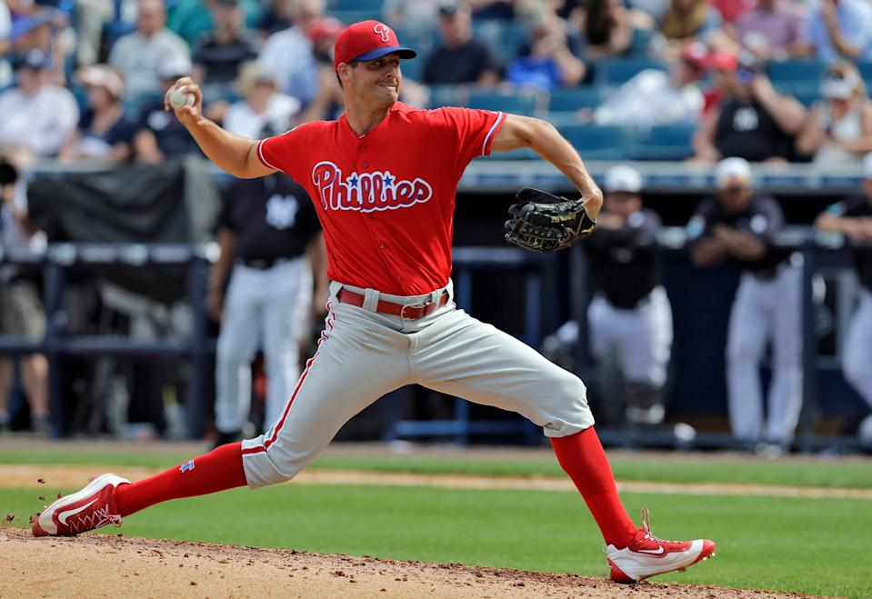 Mark Appel was the centerpiece of a 2015 trade that sent closer Ken Giles from Philadelphia to Houston.