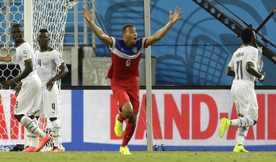 Photo gallery: U.S. players injured during World Cup