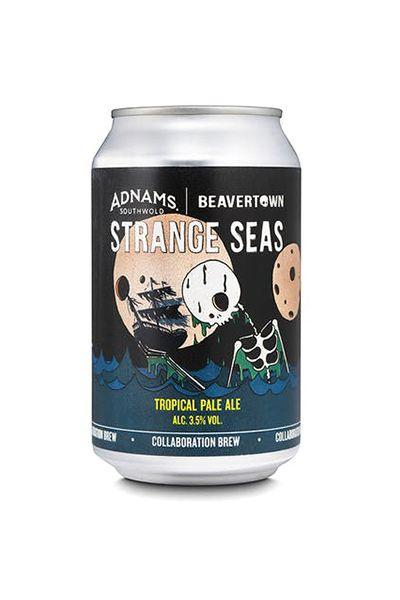 "<p>Described as a 'crisp, light, tropical pale ale,"" this is the perfect summers drink.</p><p><strong>Brewery: </strong>Adnams x Beavertown.</p><p><strong>Style: </strong>Pale Ale. </p><p><a class=""body-btn-link"" href=""https://go.redirectingat.com?id=127X1599956&url=https%3A%2F%2Fwww.adnams.co.uk%2Fbeer%2Fadnams-x-beavertown-strange-seas-pale-ale.htm&sref=https%3A%2F%2Fwww.delish.com%2Fuk%2Fcocktails-drinks%2Fg33952314%2Fcraft-beer%2F"" target=""_blank"">BUY NOW</a></p>"
