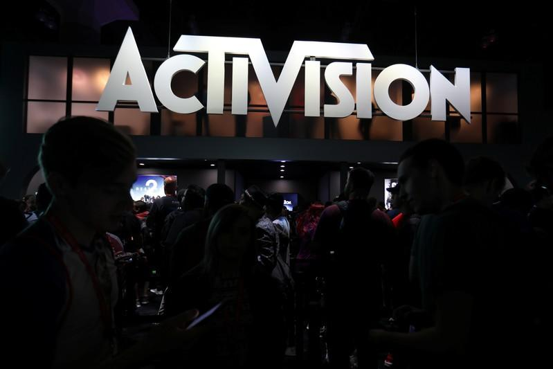 Activision set for another billion-dollar hit with 'Modern Warfare' launch