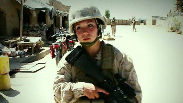 'Factor' debate on the merits of allowing women to serve in combat