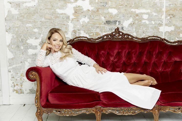Katie Piper has launched her own clothing range [Photo: Dan Kennedy]