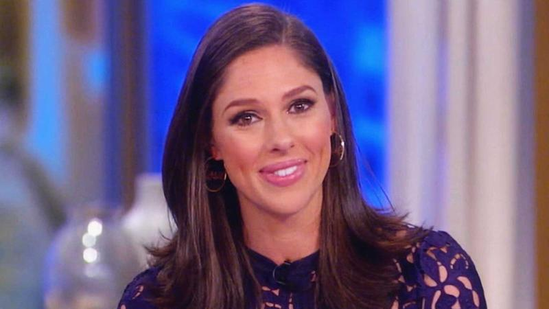 Abby Huntsman Divorce >> Abby Huntsman Leaves The View After Two Seasons