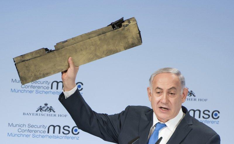 Netanyahu said the nuclear deal with Iran has emboldened Tehran