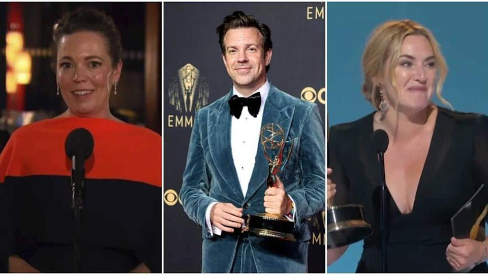 Emmy Awards 2021: Top wins and best fashion looks
