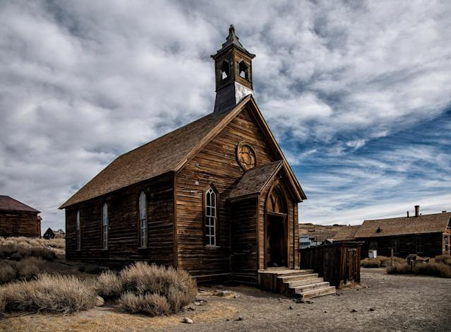 <p>People who are fans of ghost towns or have visited Bodie get very excited when they see the images. (Photo: Matthew Christopher — Abandoned America/Caters News) </p>