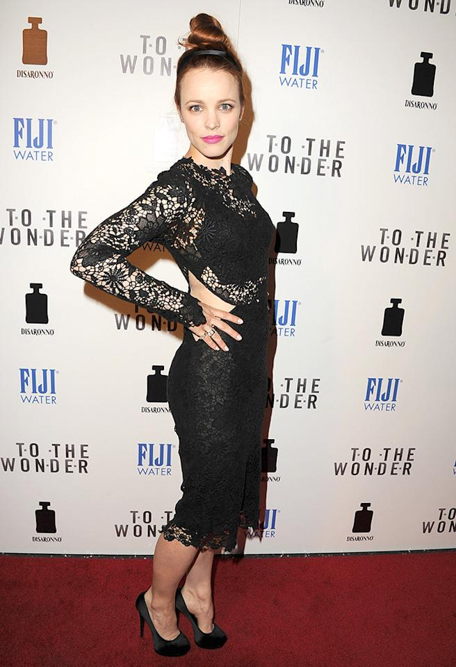"""To The Wonder"" Los Angeles premiere"