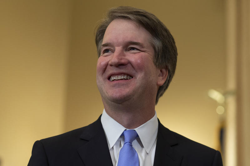 Brett Kavanaugh's Confirmation Hearings Will Start in September