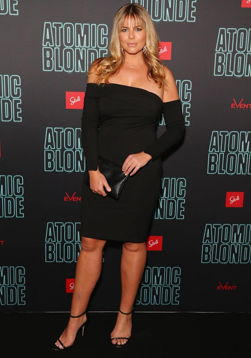 Fiona is all about body positivity! Source: Getty