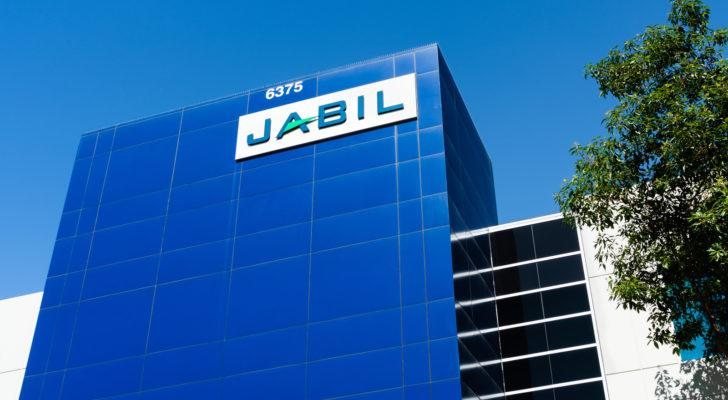 Jabil Earnings: JBL Stock Jumps 5% on Q4 Beat