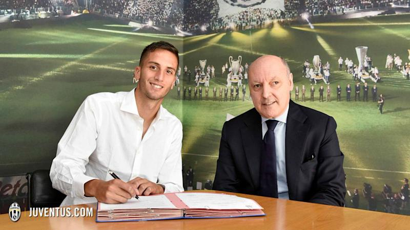 Juve agree €9.5m deal for Bentancur