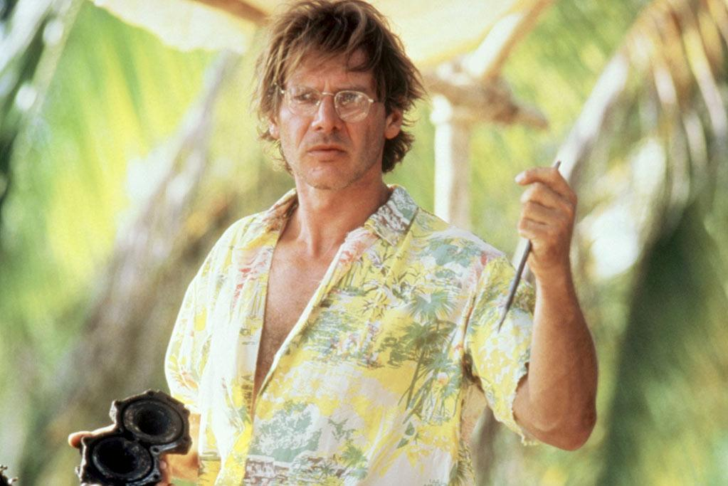 """<a href=""""http://movies.yahoo.com/movie/1800097119/info"""">The Mosquito Coast</a> (1986): Working with Weir again, Ford takes on a very different role. He plays an eccentric inventor who's so fed up with contemporary society that he packs up his wife (Helen Mirren) and kids (including River Phoenix) and moves them to the rain forests of Central America. Unhinged yet unshakable, he's obsessed to the point of shunning reality in his pursuit of utopia. It's to Ford's credit that he's so believable in playing a character who becomes supremely unlikable, even to the family that's supposed to love him. Then again, the script was adapted by Paul Schrader, an expert in the mind of the tormented man."""