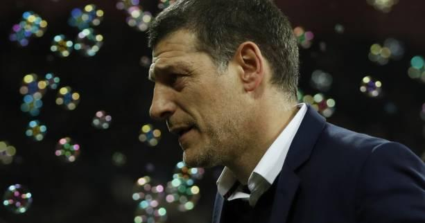 Foot - ANG - West Ham - West Ham : la direction du club réaffirme son soutien à Slaven Bilic