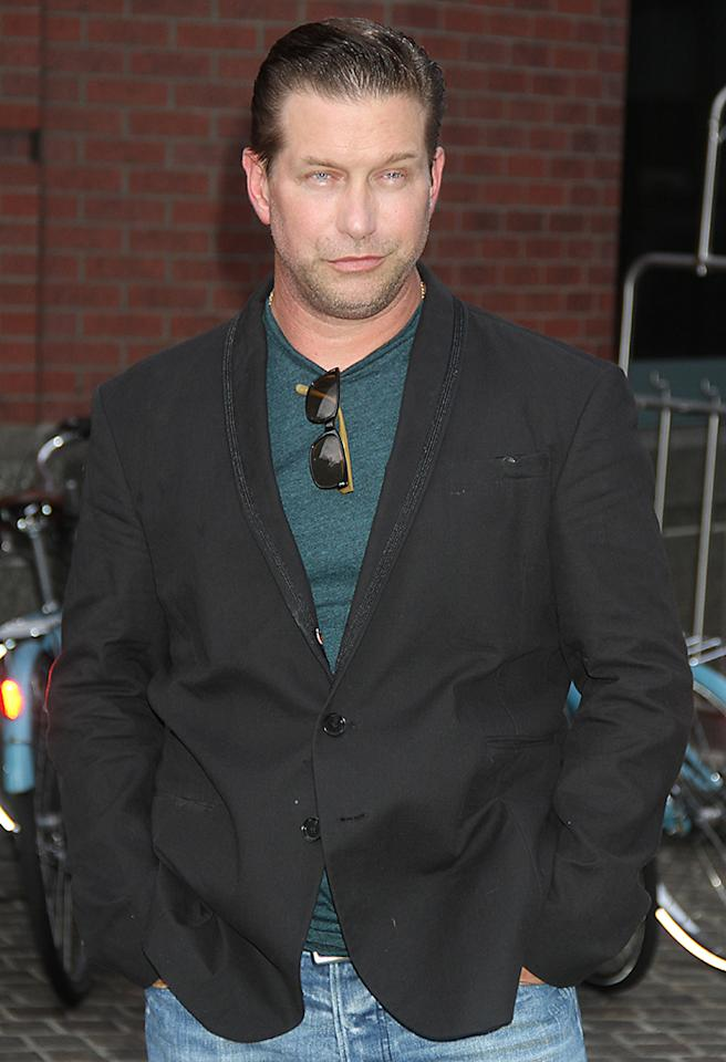 August 14, 2012: Stephen Baldwin attending a screening of 'Sparkle' at the Tribeca Grand Hotel in New York City.