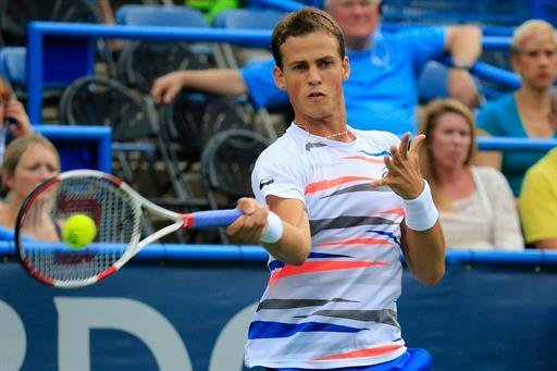 Tennis - Raonic to play Pospisil in first all-Canada final