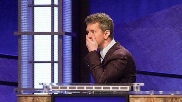 PHOTO: Ken Jennings on 'Jeopardy! The Greatest of All Time,' on Jan 14, 2020. (Eric Mccandless/ABC)