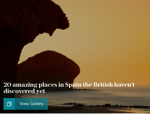 20 amazing places in Spain that the British haven't discovered yet