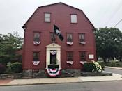 """<p>The colonial charm definitely remains at <a href=""""https://www.tripadvisor.com/Restaurant_Review-g60978-d496073-Reviews-The_White_Horse_Tavern-Newport_Rhode_Island.html"""" rel=""""nofollow noopener"""" target=""""_blank"""" data-ylk=""""slk:White Horse Tavern"""" class=""""link rapid-noclick-resp"""">White Horse Tavern</a>, the oldest tavern in the country. The Newport landmark that hosted British soldiers, founding fathers and pirates alike is the place to go for fresh fish, clams and lobster from Narragansett Bay, plus produce from local farms.</p>"""