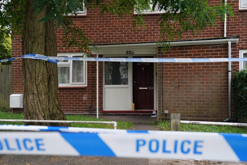 Police are investigating a woman's death at a property in Unett Street, Lozells, Birmingham (Steve Parsons/PA) (PA Wire)