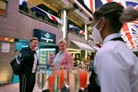Masks, distancing and hand-washing are still required for passengers on MSC Cruises' 'staycation' sailings