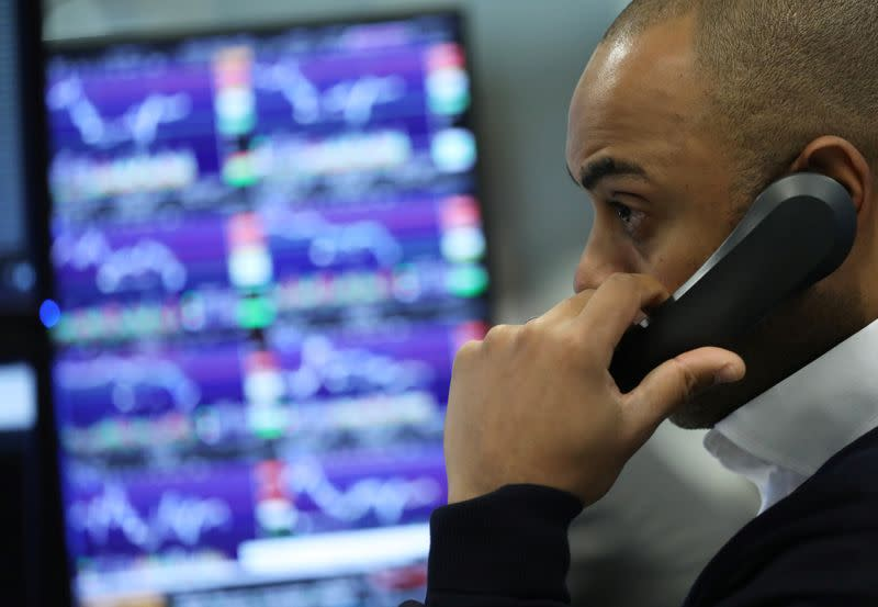 FTSE 100 gains for ninth straight session, midcaps near record high