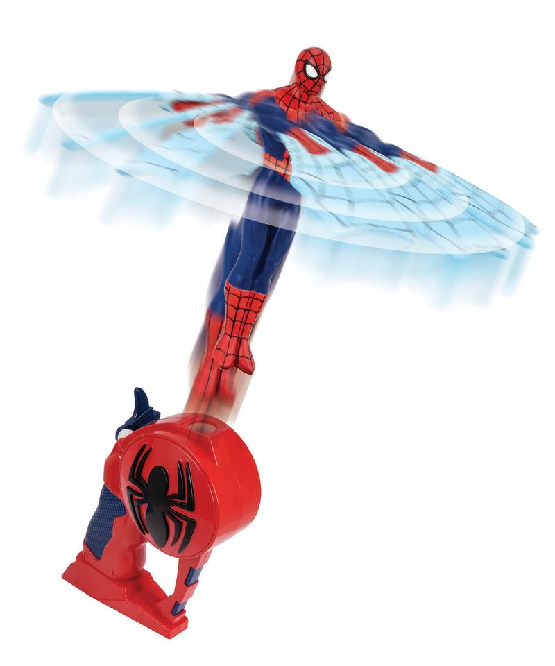 <b>Spider-Man Flying Heroes</b> <br />The Bridge Direct