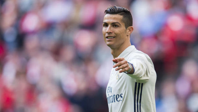 <p>Another current Real Madrid star also features with Ronaldo being placed in a central striking role as apposed to his natural place on the left.</p> <br><p>The Portuguese star is perhaps the greatest goal scorer in the history of the game, currently holding a record of more goals than games played for Los Blancos - even Messi cannot match that.</p>