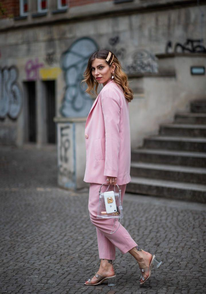 """<p>Will this Insta hue ever go out of style? Probably not, but I'm not complaining. This color will make any fall outfit feel so posh.</p><p><strong>What you'll need: </strong><em>Siri</em><em>Blazer, $84, Cupcakes and Cashmere</em></p><p><a class=""""link rapid-noclick-resp"""" href=""""https://go.redirectingat.com?id=74968X1596630&url=https%3A%2F%2Fwww.shopbop.com%2Fsiri-blazer-cupcakes-cashmere%2Fvp%2Fv%3D1%2F1530204208.htm&sref=https%3A%2F%2Fwww.seventeen.com%2Ffashion%2Fstyle-advice%2Fg22548712%2Fcute-fall-outfits%2F"""" rel=""""nofollow noopener"""" target=""""_blank"""" data-ylk=""""slk:SHOP HERE"""">SHOP HERE</a></p>"""