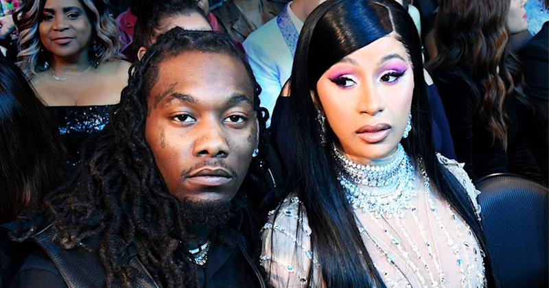 Cardi B Files For Divorce From Offset After 3 Years Of Marriage