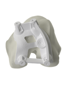 The Materialise knee guides have brought personalization into the OR