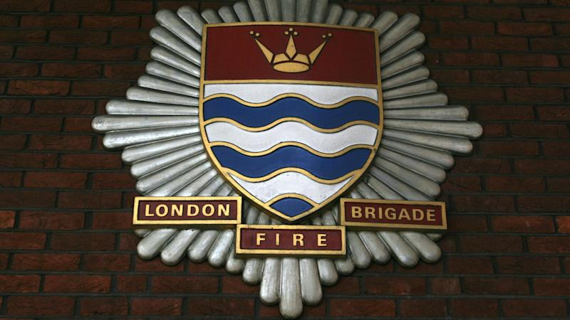 Crews called to terrace fire in north-west London