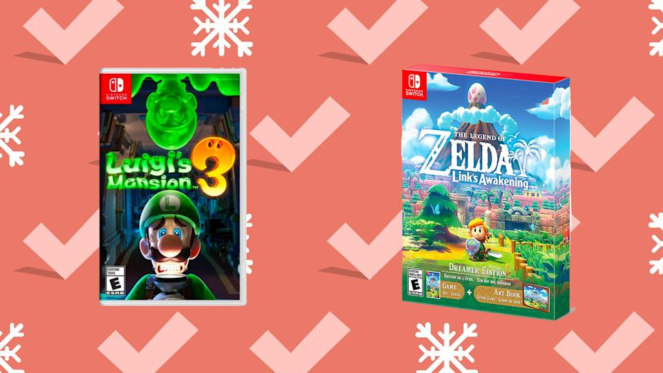 These Nintendo Switch games have hours of fun in store.