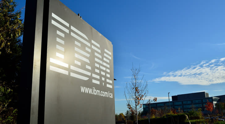 Dividend Stocks That Will Win Longer Term No. 5: International Business Machines (IBM)