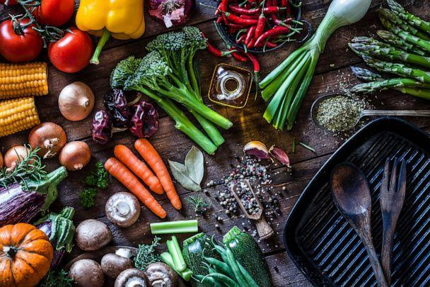 PHOTO: Vegetables are seen in this stock photo. (STOCK PHOTO/Getty Images)