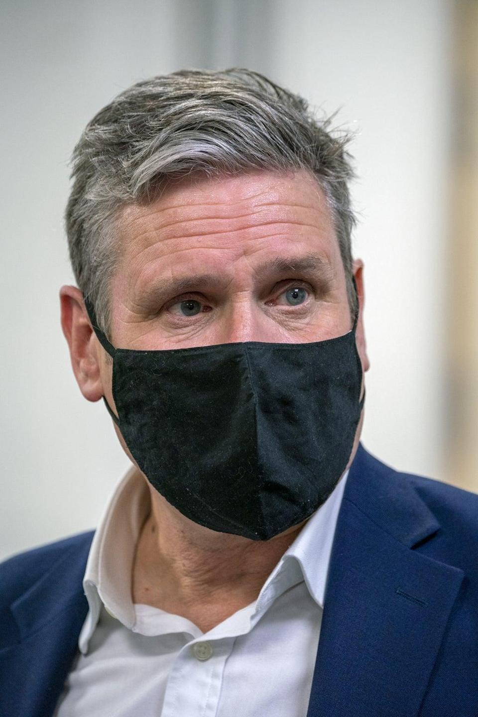 Labour leader Sir Keir Starmer (Peter Byrne/PA) (PA Wire)