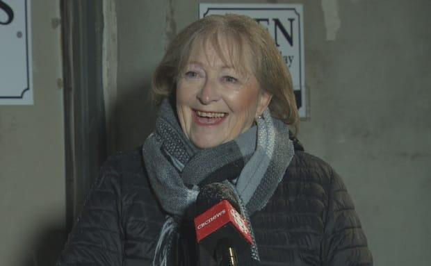 Susan Halley is the chair of Emmaus House, a food bank in downtown St. John's.