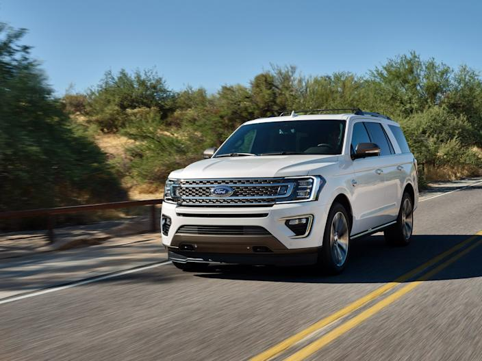 2020 Ford Expedition King Ranch.