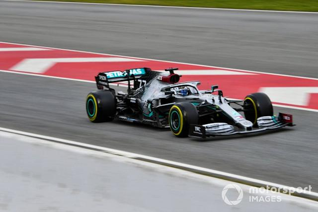 "Valtteri Bottas, Mercedes F1 W11 <span class=""copyright"">Mark Sutton / Motorsport Images</span>"