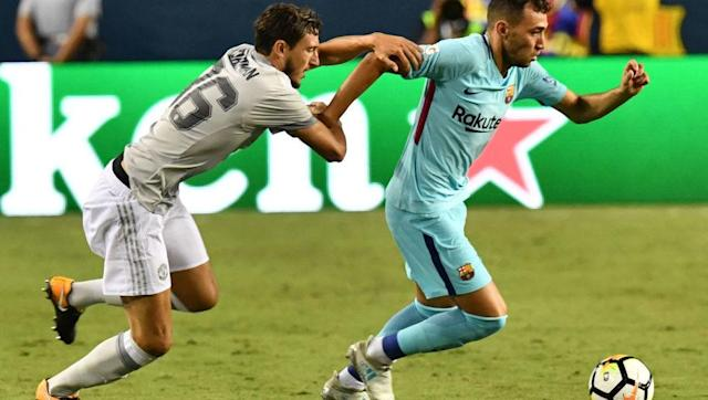 <p>The 21-year-old Spanish striker was highly-rated when he broke into the first team in 2014, but has failed to truly push on. He played at Valencia last season, scoring six goals in 22 starts, and returns to Barcelona as nothing more than a back-up option. </p> <br><p>His ability is obvious, but he needs a consistent season as the number one striker to really kick on and live up to the standards that he is capable of. </p> <br><p><strong>Potential Destination: Southampton</strong></p>