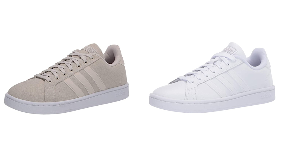 Upgrade your kicks with the Adidas Grand Court sneakers.
