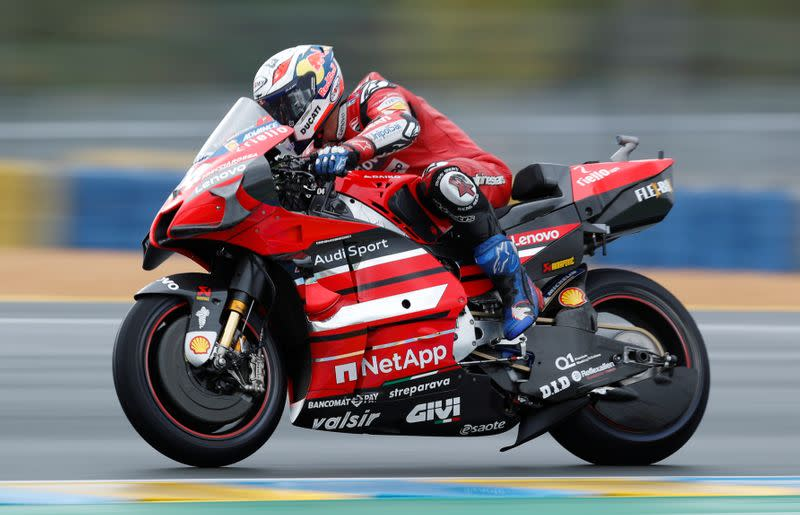 FILE PHOTO: MotoGP - French Grand Prix