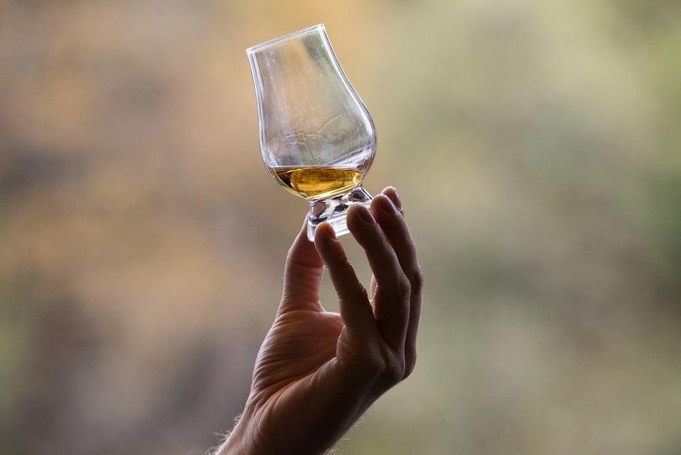 Whisky maker Chivas has been fined over a health and safety breach at its plant in Dumbarton (Jane Barlow/PA) (PA Wire)
